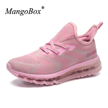 Buy KERZER 2017 New Women Trainers Air Cushion Pink Running Shoes Spring/Summer Ladies Jogging Shoes Hard-Wearing Athletic Sneakers for $29.90 in AliExpress store