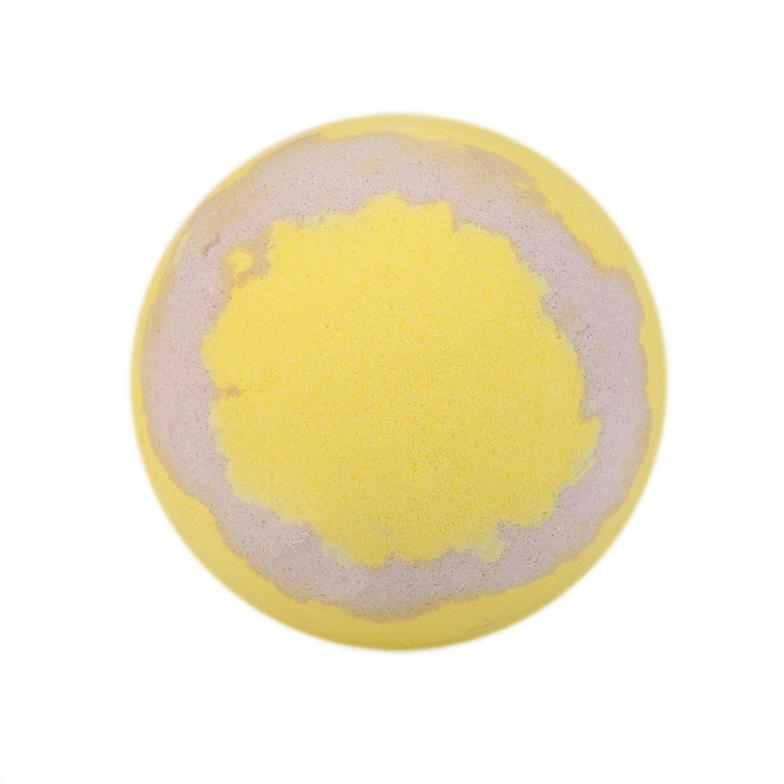 joyous Honey Aroma new style Bath Bombs Ball Natural Sea Salt Bubble Essential Body Scrub best seller#30 2