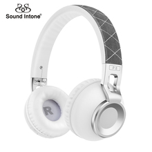 Sound Intone  Wireless Bluetooth Stereo Audio Headphone Headset Support TF Card and Hands-free Calling Function with Cable
