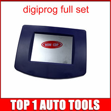 Wholesale  fast shipping Digiprog III V4.94 Digiprog3 Odometer Correction Tool  Mileage Programmer Full Set With more Cable