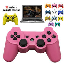 Wireless Bluetooth Gamepad For Sony PS3 Controller Playstation 3 dualshock game Joystick play station 3 console PS 3 Kids game(China)