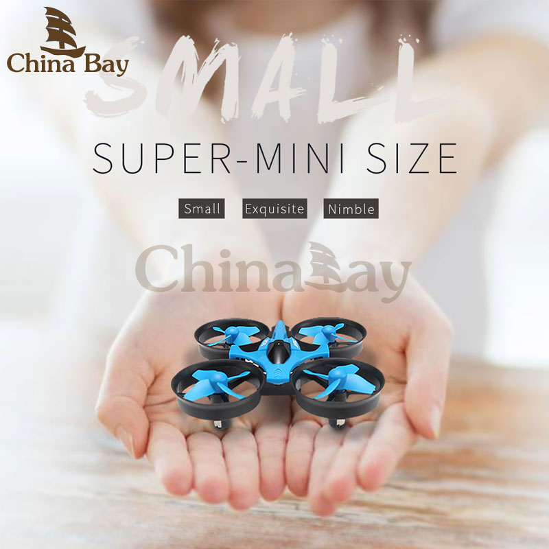 Newest JJRC H36 Mini Drone 6 Axis RC Micro Quadcopters With Headless Mode One Key Return Helicopter Vs H8 Dron Best Toys For Kid<br><br>Aliexpress