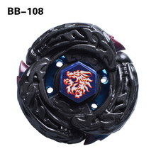 1pcs Beyblade Metal Fusion 4D L-DRAGO DESTROY F:S+Launcher Kids Game Toys Children Christmas Gift BB108 #D(China)