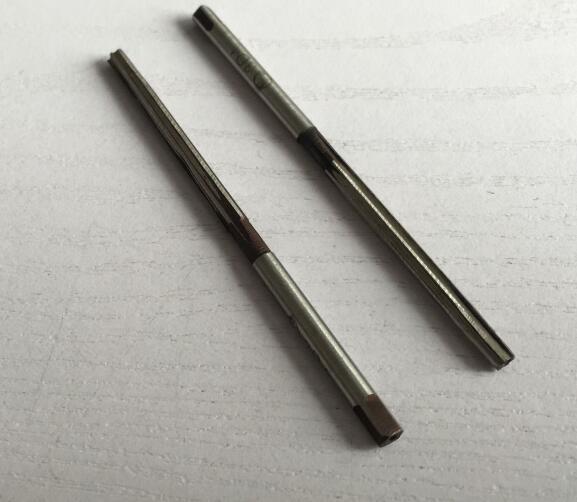7mm Carbide Tip Straight Shank Reamer