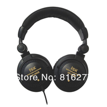 Original ISK HP-960B professional DJ monitor's headphone headband 3.5mm+6.3mm studio recording headset good quality cheap price(China)
