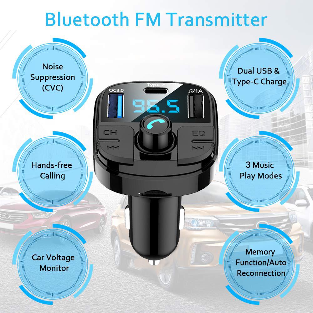 Bluetooth Fm 1