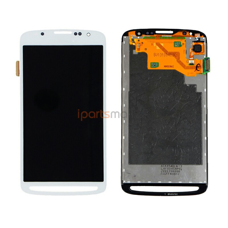 Original Genuine White Blue Display For Samsung S4 Active I9295 I537 LCD Screen With Touch Digitizer Assembly Ship DHL EMS<br><br>Aliexpress