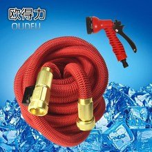 Magic Flexible Hose Garden Hose Expandable Hose with Brass Connectors High Pressure Magic Expanding Garden Hose(China)