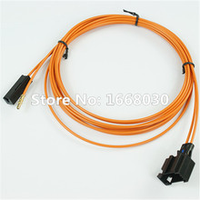 MOST Fiber Optic Cable Female & Break Cable Connector For Audi BMW Benz etc. 100cm(China)