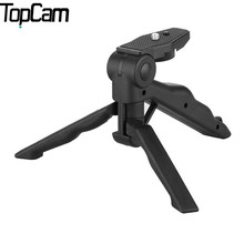 "Universal Mini Tripod 75"" Rotation Desktop & Handle Stabilizer For Mobile Phone Camera With Cell Phone Holder and Tripod Adapter"