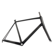 carbon road bike frame carbon fibre cycling race bicycle endurance ROAD bike frame(China)