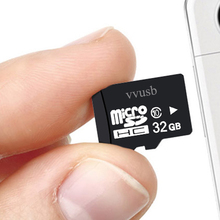 vvusbHigh Quality micro sd card 64GB SDXC class 6-10 Memory card SDHC 4G 8GB 16GB 32GB TF/microsd Trans Flash Cards memory stick