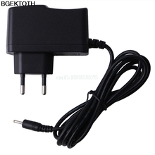 Universal EU Power Adapter AC Supply Charger 5V 2A 2.5mm for Android Tablet PC(China)