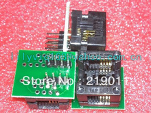 SOP8 SOIC8 SOIC to DIP8 socket adapter for EEPROM 24c* 93c* NEW IN STOCK(China)