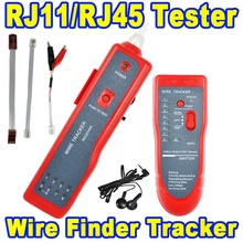 Hot Network Ethernet Cable Tracker UTP STP RJ45 RJ11 Cat5 Cat6 LAN Line Tester Telephone Wire Detector Tool Kit Tone Tracer