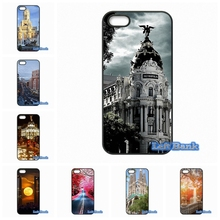 For Huawei Honor 3C 4C 5C 6 Mate 8 7 Ascend P6 P7 P8 P9 Lite Plus 4X 5X G8 Madrid Capital of Spain Capa Case Cover(China)