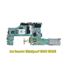 FRU 04W3256 for Lenovo thinkpad T520 T520i Laptop motherboard intel QM67 nvidia GeForce NVS4200M graphics(China)