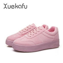 New fashion shoes woman tenis feminino women shoes casual ladies womens designer luxury platform breathable spring autumn winter(China)
