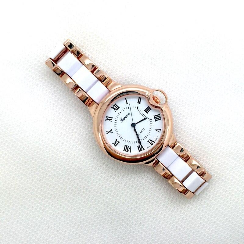Hot sale Geneva brand platinum watch balloon shape watch relogios feminino with Japanese quartz movement<br><br>Aliexpress