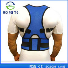 Adjustable Back Shoulder Posture Corrector Men Women Students Boys Girls Back Brace Posture Correction Health Products AFT-B002(China)