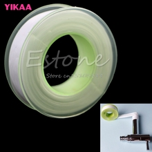 1 Roll 20M 65 Feet Oil-free Water Pipe PTFE Teflon Thread Seal Plumbing Tape #G205M# Best Quality