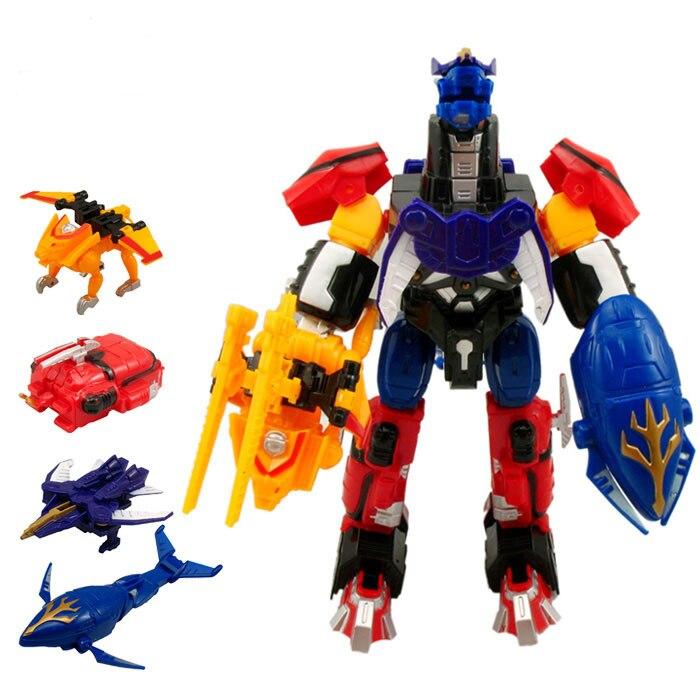 god beast king megagame Deformation 5-in-1 toy for children<br><br>Aliexpress