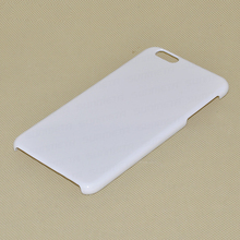 12pcs Phone 6 Blank case Cover For 3D Sublimation Machine Transfer Printing(China)