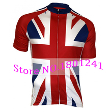 Great Britain 2017 cycling jersey uk Flag National ENGLISH pro team clothing bike wear riding racing ropa ciclismo men nowgonow
