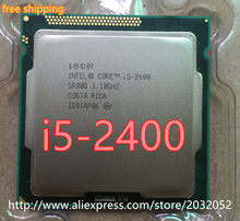Intel Core i5-2400 i5 2400 I5 2400 (3.1 ГГц 6 МБ 4 ядра розетка 1155 5 GT/s DMI) desktop(China)