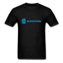 Buy Bitcoin T shirt Crypto Blockchain Tees Shirt Men Printed Short Sleeve Custom XXXL Party Top Design Tshirt Thanksgiving Day for $6.05 in AliExpress store