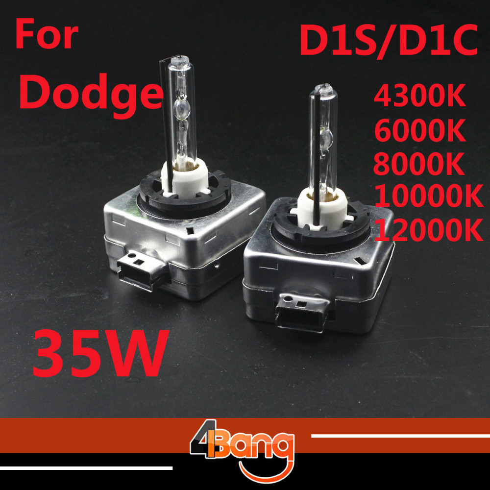 2Pcs 12V 35W D1S D1C Xenon HID Bulb 6000K D1S/C HID Bulb Car Headlight 4300K-15000K For Challenger/Charger/Sprinter 3500/Viper<br><br>Aliexpress