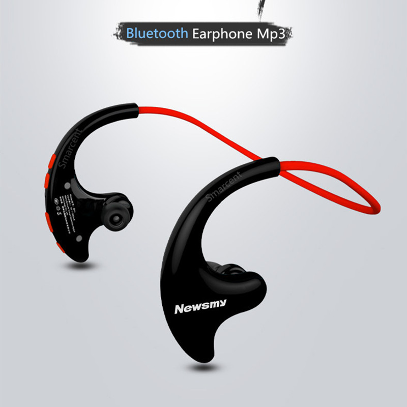 Original Hifi MP3 Music Player Stereo Bluetooth Headset Wireless Headphones Bluetooth 4.2 Earphone Mic MP3 Built-in 8GB Memory<br>