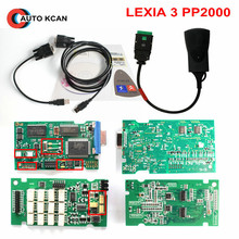 Newest Diagbox 7.83 Lexia 3 PP2000 V48 With 921815C  Diagnostic Tool Lexia-3 PP2000 V25 With Muliti-Language