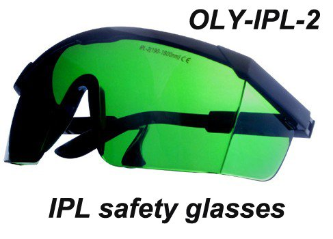 ipl safety glasses 1900-1800nm O.D 4 + CE High VLT%<br>