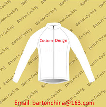 Custom Spring Autumn Long Sleeve Jersey Bike Racing Team Road Biker Cycling  Outdoor Sports Jersey  A003