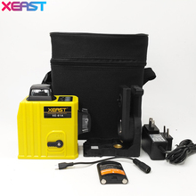 XEAST XE-61A 12 Lines 3D Laser Level Self-Leveling 360 Vertical Horizontal And Vertical Cross Super Powerful Red Laser(China)