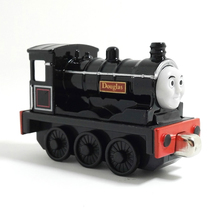T0092 Diecast Magnetic THOMAS and friend Doughlas The Tank Engine take along train metal children kids toy gift(China)