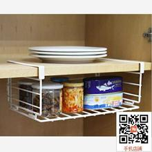Tieyi multifunctional cabinet clothing closet diaphragn hanging basket glove storage shelving desk rack
