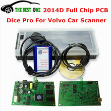 Top Quality For VOLVO DICE PRO 2014D Full Chip Multi-Language Firmware Update&Self-Test Same For Volvo Vida Dice Diagnostic Tool
