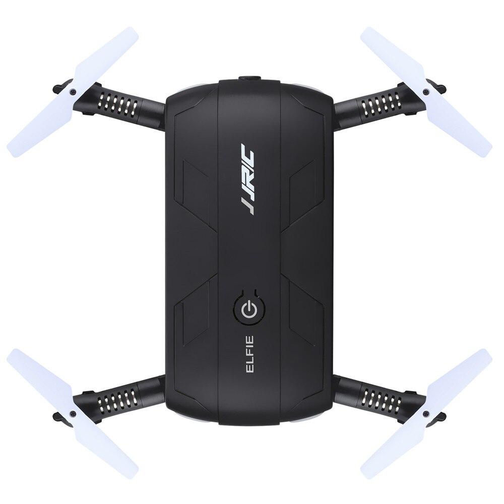 JJRC H37 ELFIE Foldable Pocket Selfie Drone WiFi FPV Phone Control Quadcopter Altitude Hold G-Sensor Mode 720P HD Selfie Drone 08