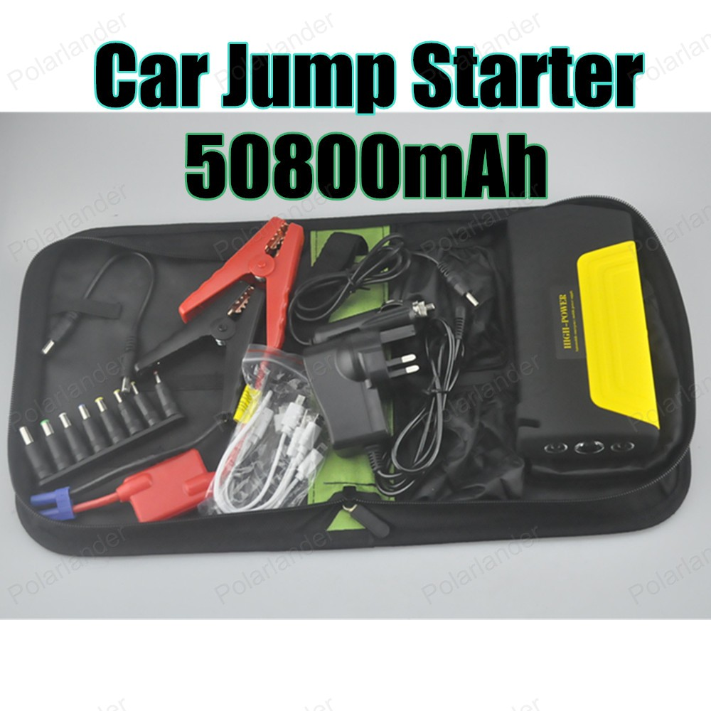 New Arrival Car Jump Starter Mobile Car Emergency Battery Charger Multi function font b Power b