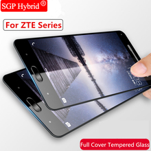 Full Cover Tempered Glass Film Case For ZTE Blade V8 V 8 Nubia Z17 Z17Mini Z11 Mini S Z11mini S Protector Cell phone Films Case(China)