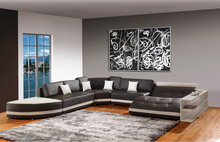Sofas for living room with italian corner sofas modern design leather sofa with genuine leather sofa set