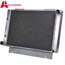 Fast delivery NEW Brand 3ROW Aluminum Radiator For Ford Galaxie 500XL 1960-1963 1961 1962 Auto cooling parts