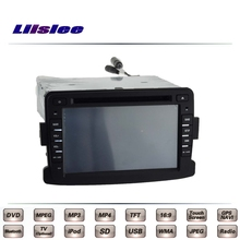 For RENAULT DUSTER Car Multimedia TV DVD GPS Radio Original Style Navigation Liislee Advanced Navi(China)