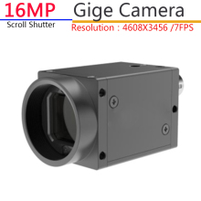Gigabit GIGE 16MP Industrial Camera + SDK,Machine Vision Applications Support For Windows 7/8/10 Operating System 4608X3456@7FPS(China)