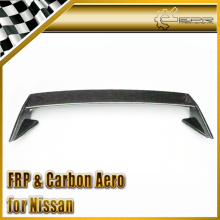 EPR Car Styling For Nissan S14 JDM Kouki Carbon Fiber Rear Spoiler