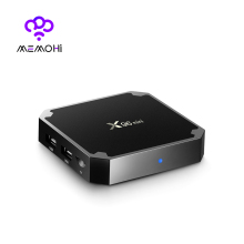 10pcs X96 mini Android 7.1 TV BOX Smart 2GB 16GB 1GB 8GB Amlogic S905W Quad Core 4K Media Player WiFi IPTV Set-top box X96mini(China)