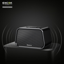 Baseus V4.2 Mini Bluetooth Speaker For Phone Laptop Portable Wireless Speaker TF Card AUX-in Audio USB Music Player PC Speaker(China)