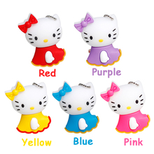 Amthin u disk Cute Kitty Pendrive Hello USB flash drive Classic Kitty style 4GB 8GB 16G 32G 64G usb flash memory Stick pen drive